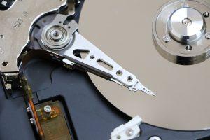 Onderhoud Datacenter Harde Schijf Data opslag