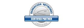 certified partner barracuda
